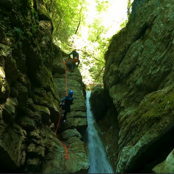 Canyoning clermont