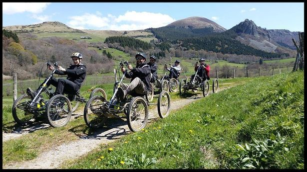 auvergne quad bike clermont